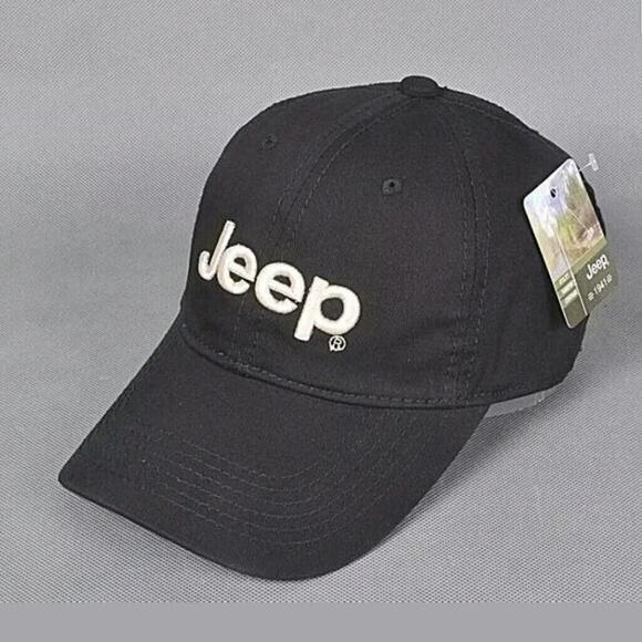 Accessories - Jeep Hat new black f3c310f0734